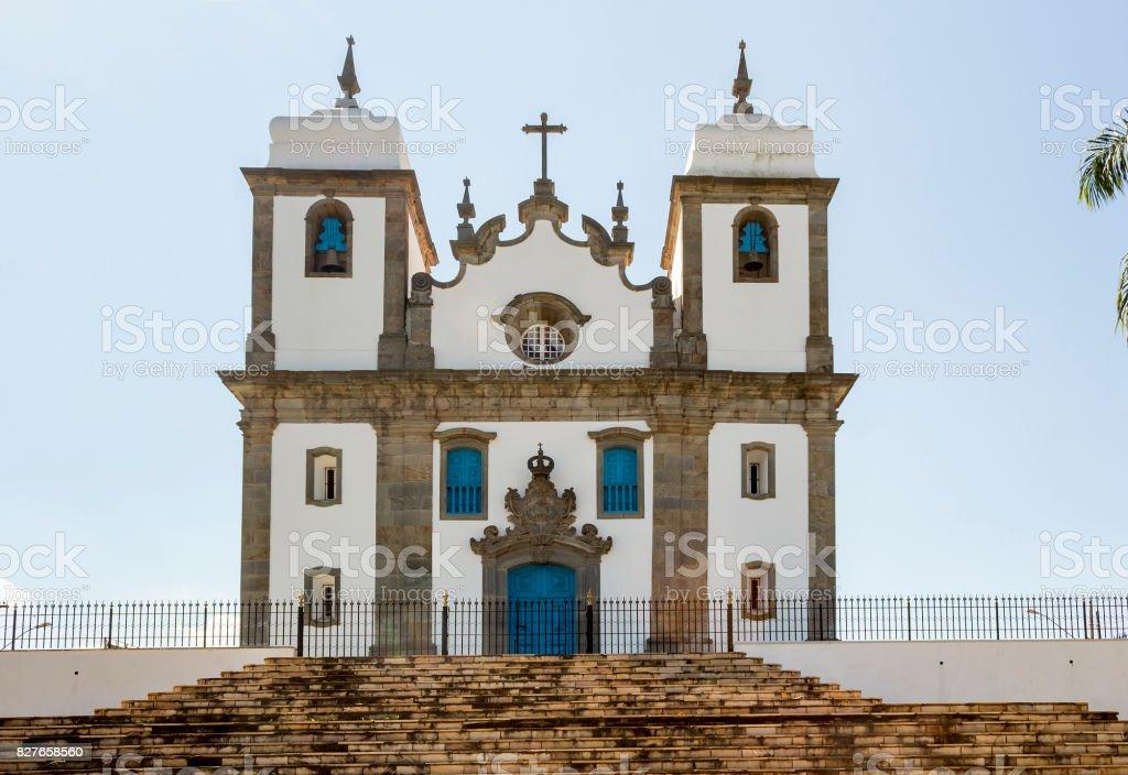 Matriz De Nossa Senhora Da Conceição - foto de acervo