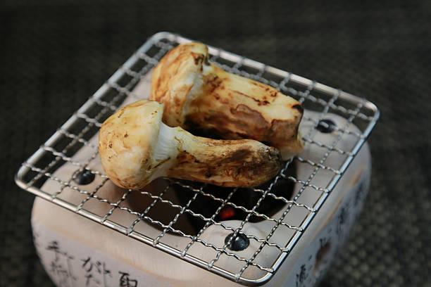 松茸 - 松茸 ストックフォトと画像