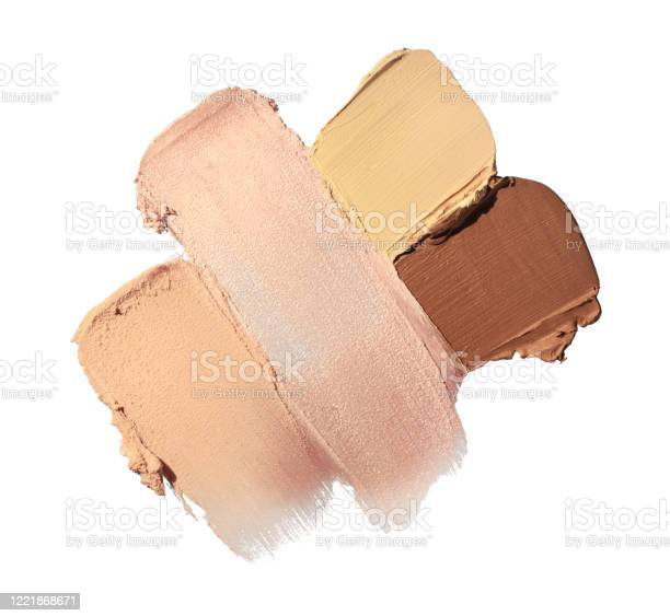 Matte makeup concealer foundation smudged bb cc cream powder on white picture id1221868671?b=1&k=6&m=1221868671&s=612x612&h=tgghsap177lvml4m8w1fqrxl6o4sdyv8xzczyz2ooic=