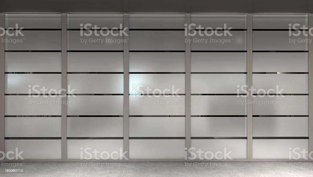 matted panels stock photo