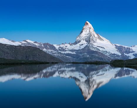 Switzerland, European Alps, Matterhorn, Zermatt