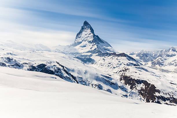 Matterhorn Matterhorn swiss alps stock pictures, royalty-free photos & images
