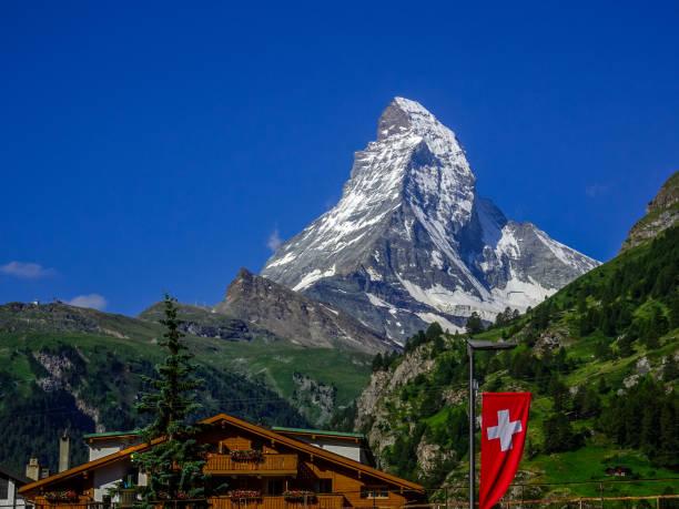 Suisse de Zermatt Matterhorn - Photo