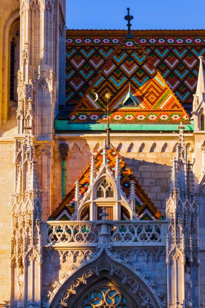 Matthiaskirche in Budapest Ungarn – Foto