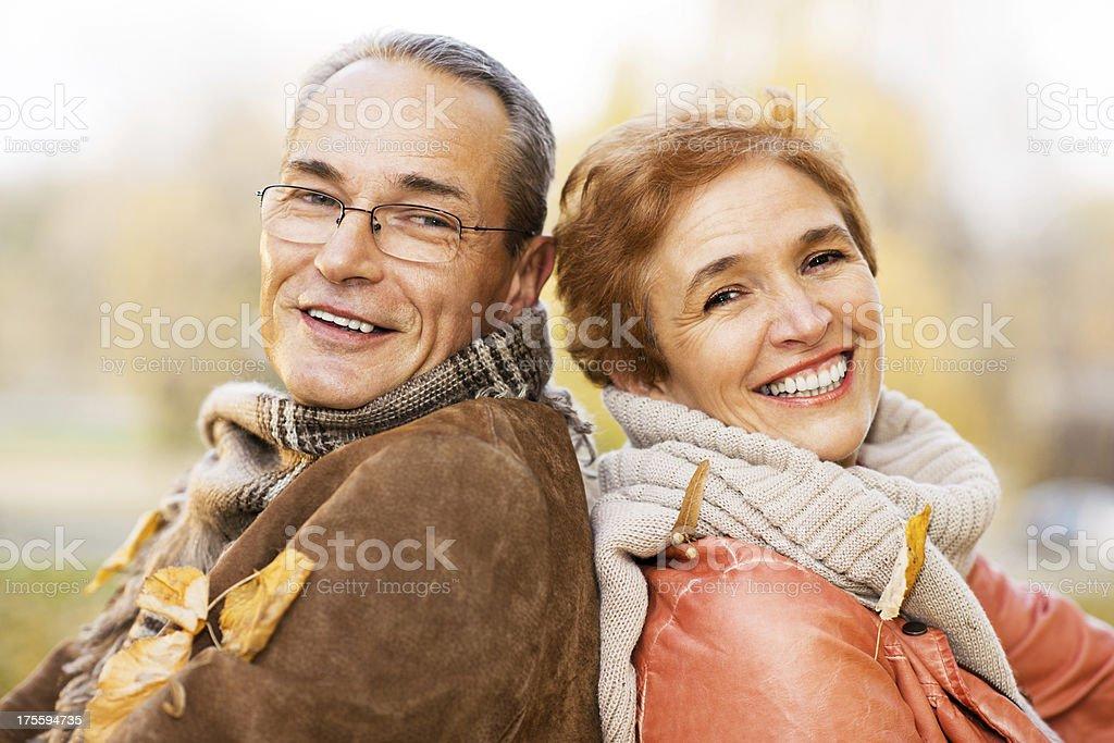 Mature adult seniors
