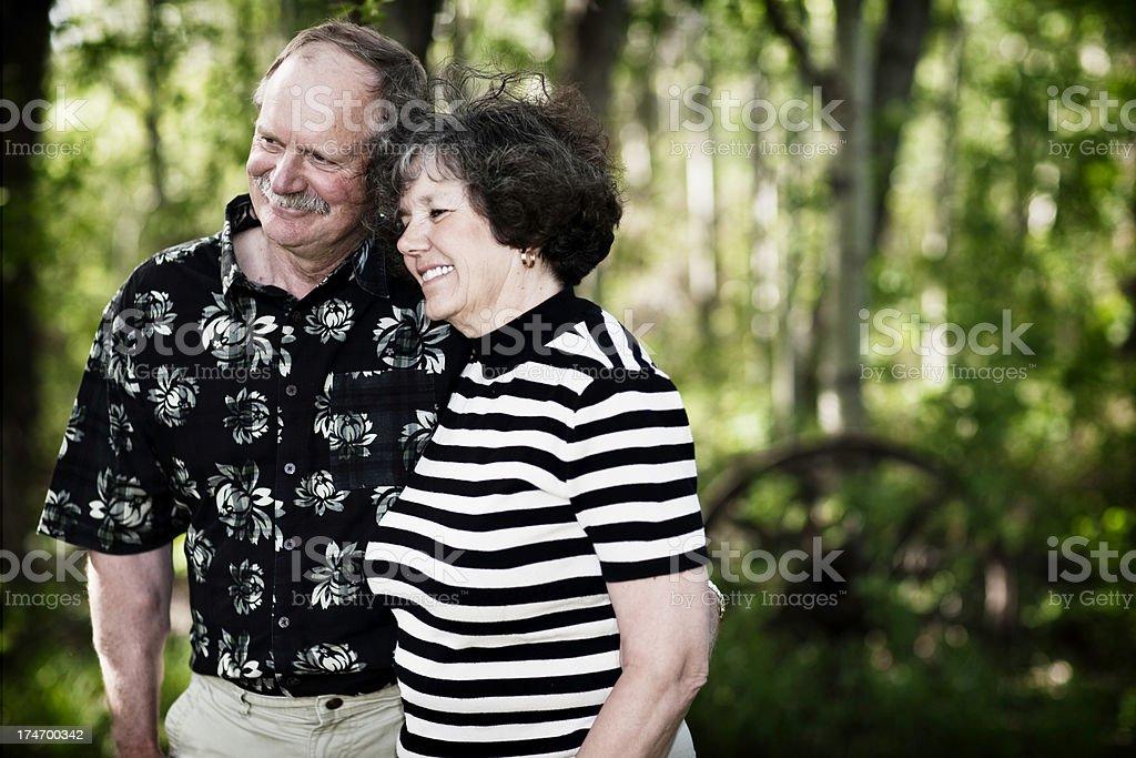 Mature Adults stock photo