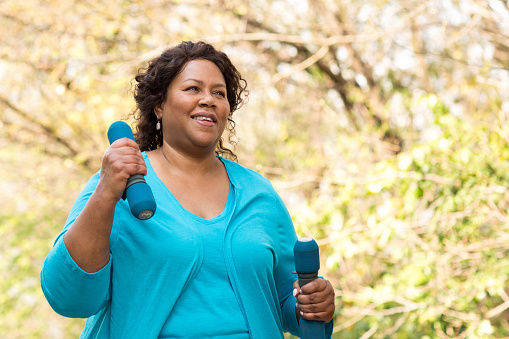 lose weight after 40 the right way