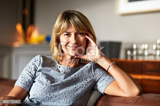 istock Mature and confident 533720352