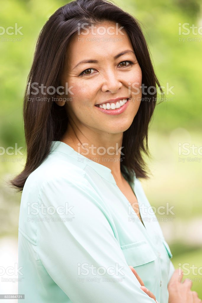 Mature asian women with boys
