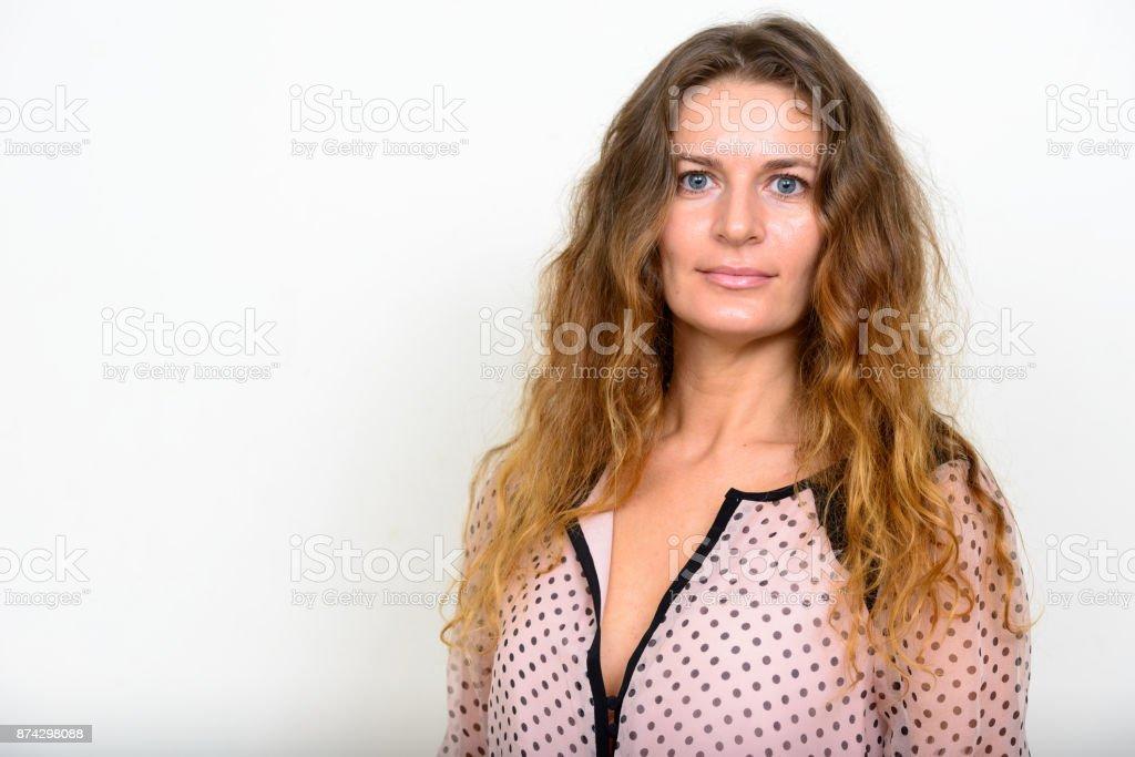 Mature Beautiful Woman