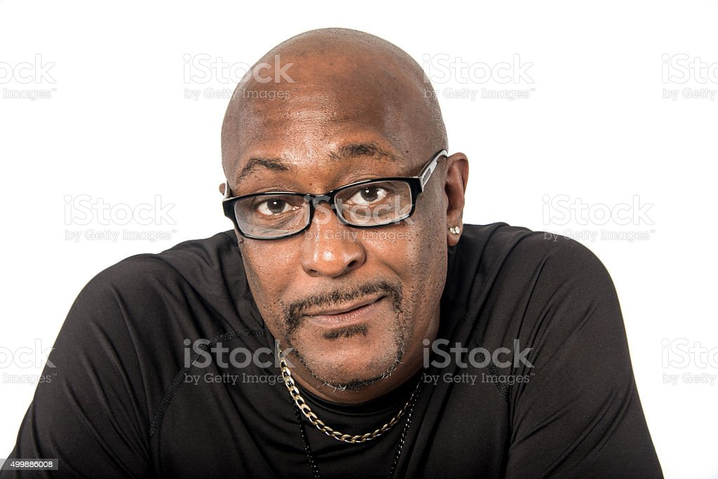 Black man mature
