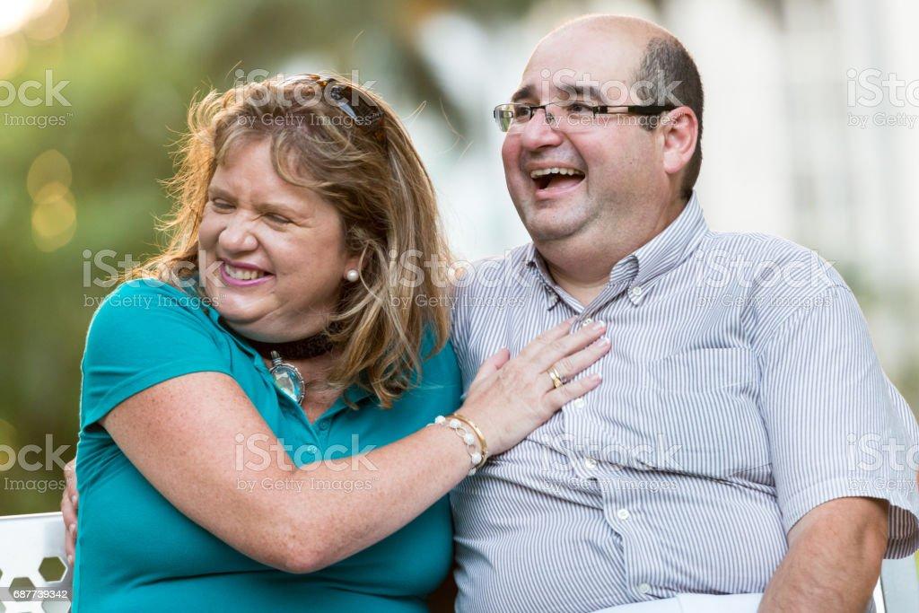 mature couple rencontres (personnes réelles) - Photo