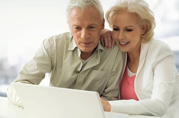 Älteres Paar – Foto