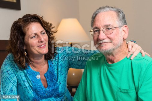 istock Mature Couple 495473913