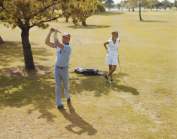 Best Vintage Golf Stock Photos, Pictures  Royalty-Free -3685