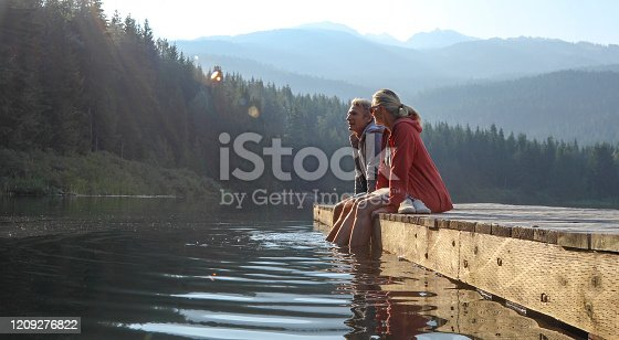 Lost Lake, Whistler, BC