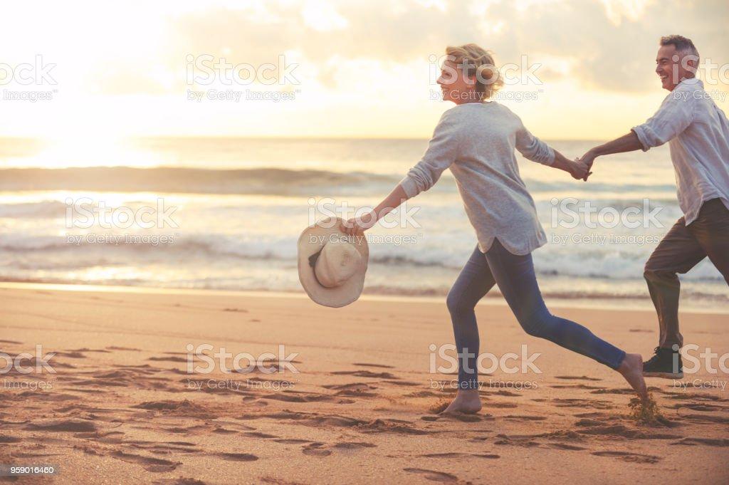 strand dejting spel