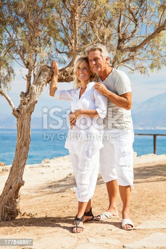 119998253istockphoto Mature couple smiling 177846897