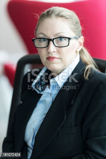 981750034istockphoto Mature female executive 181072424