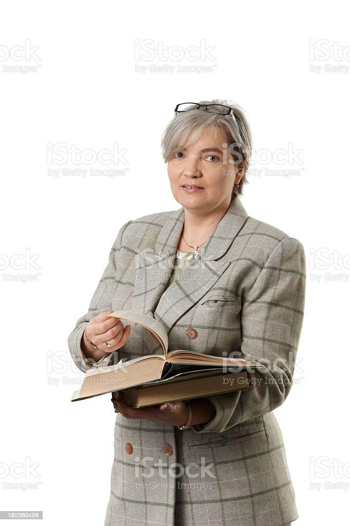 Mature women teachers