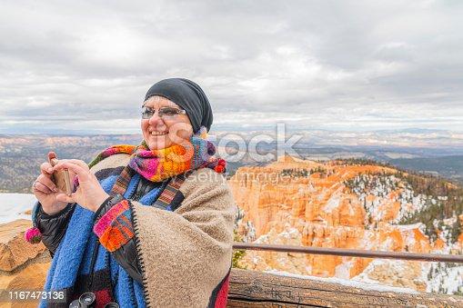 Travel in Utah, USA