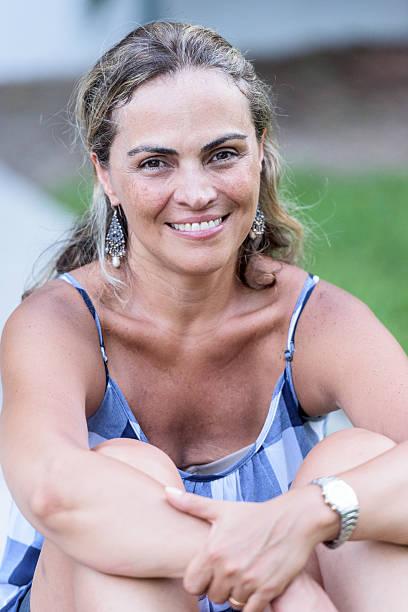 Brazilian mature women