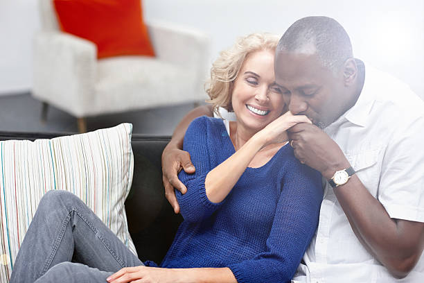 Best Interracial Kissing Stock Photos, Pictures  Royalty-Free Images - Istock-7045