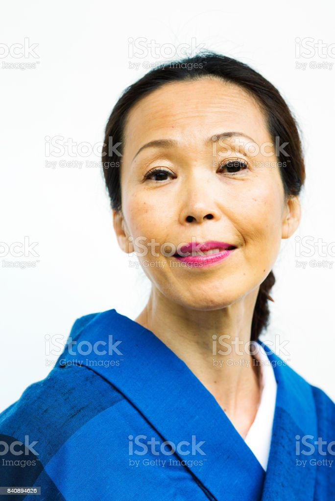 Mature japanese asian women
