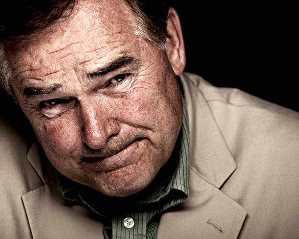 mature man - high contrast stock pictures, royalty-free photos & images
