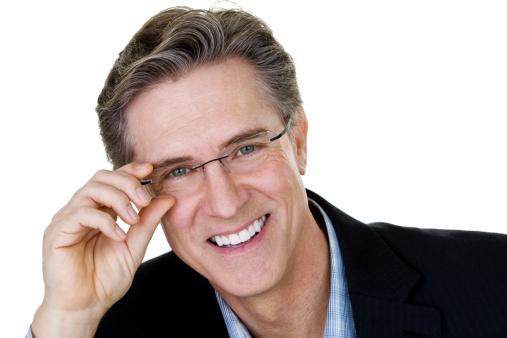 825083248 istock photo Mature man wearing glasses 174856236