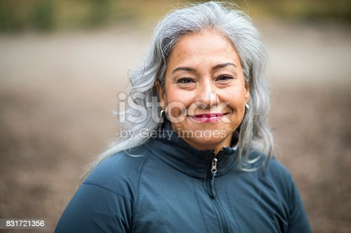 istock Mature Mexican Woman 831721356
