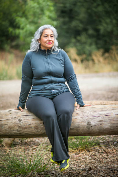 Best Fat Old Lady Stock Photos, Pictures & Royalty-Free