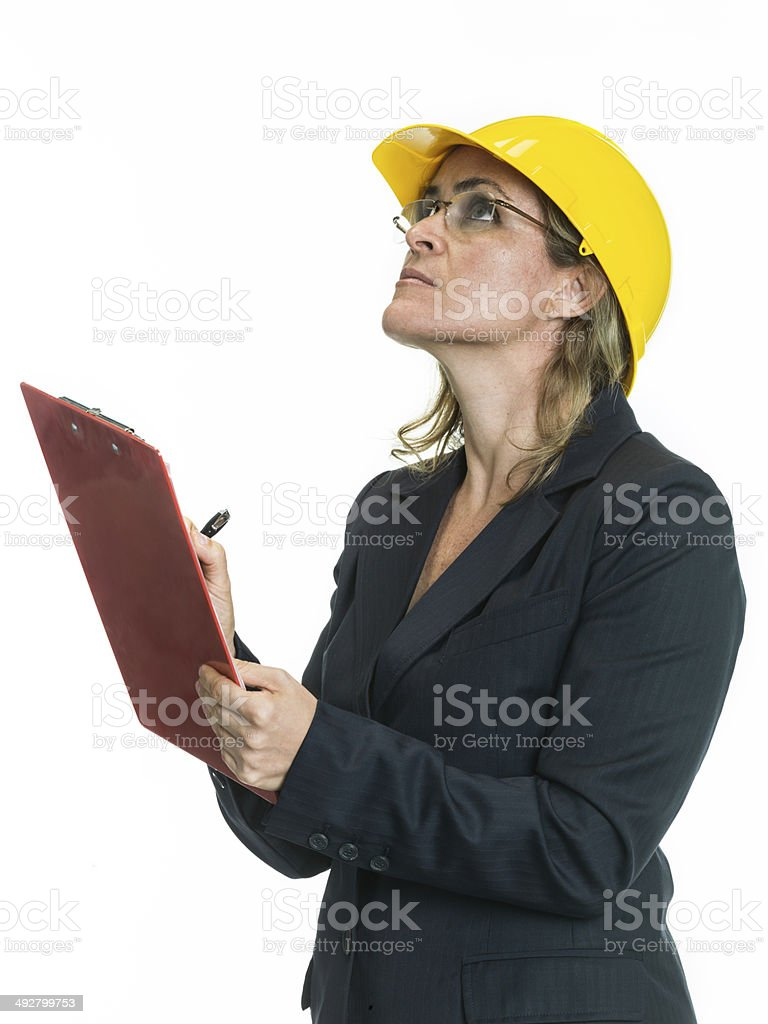 Mature Professional royalty-free stock photo