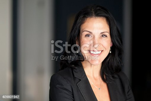 625010932istockphoto Mature Spanish Businesswoman Smiling At The Camera. 625501942
