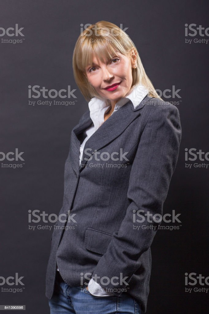 Mature woman over 40 adult