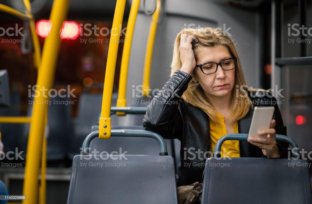 Women in public mature A Viral