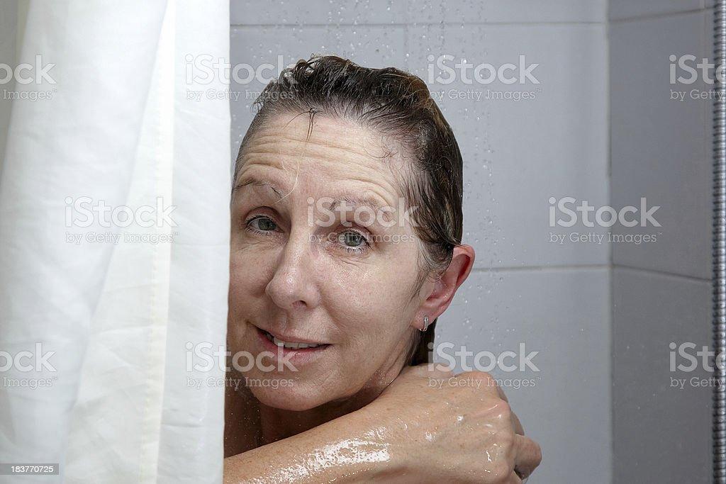 Reife Duschen