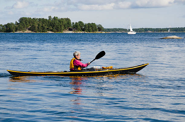 royalty free side view of kayak pictures images and stock photos