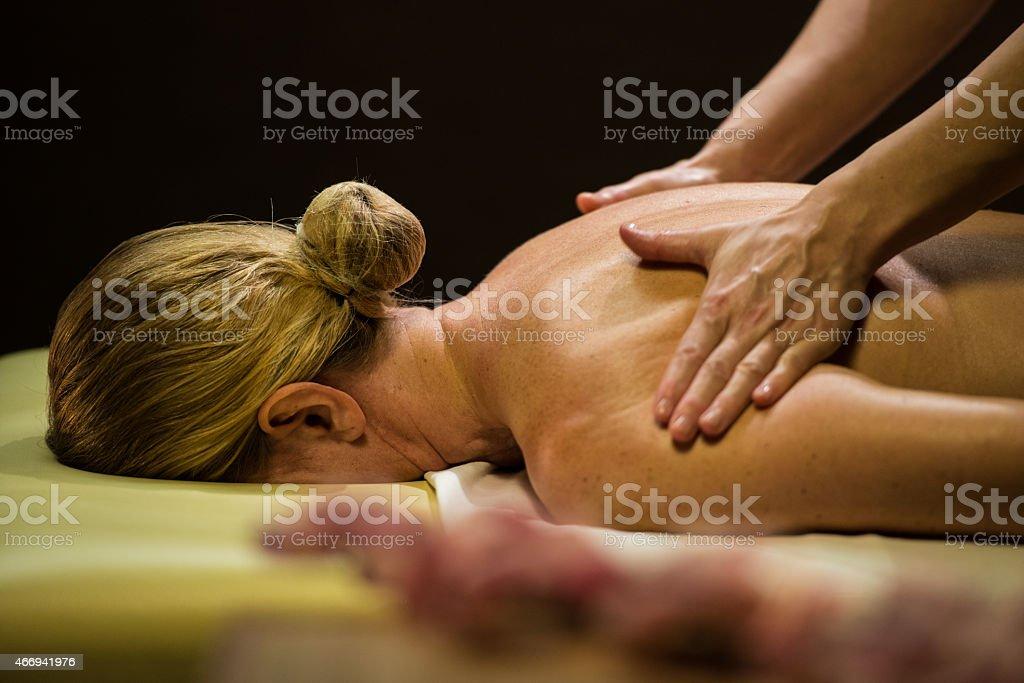 Mature female escorts relaxing nude massage