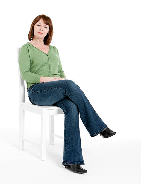 Mature women legs 1 559 Mature Woman Legs Crossed Portrait Stock Photos Pictures Royalty Free Images Istock