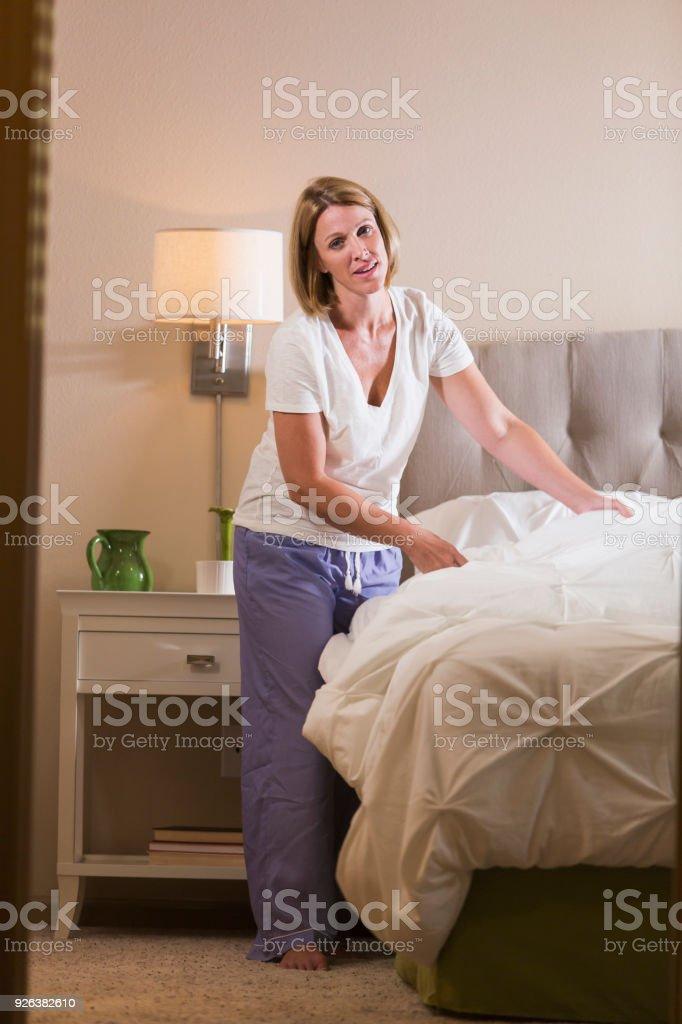 rijpe vrouwen voeten Fotos