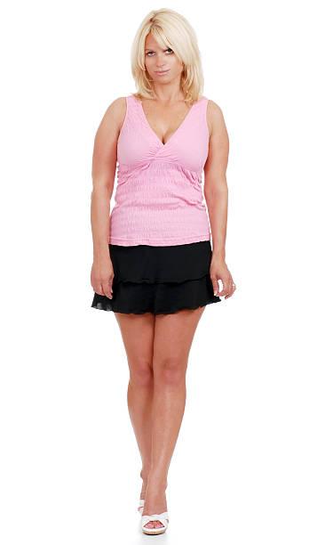 Short Skirts Women
