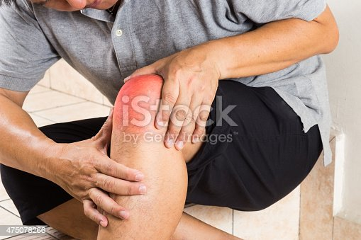 181879982istockphoto Matured man suffering acute knee joint pain seated on steps 475078266