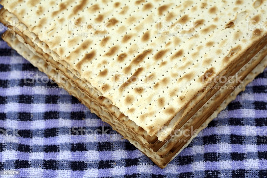 Matza royalty-free stock photo