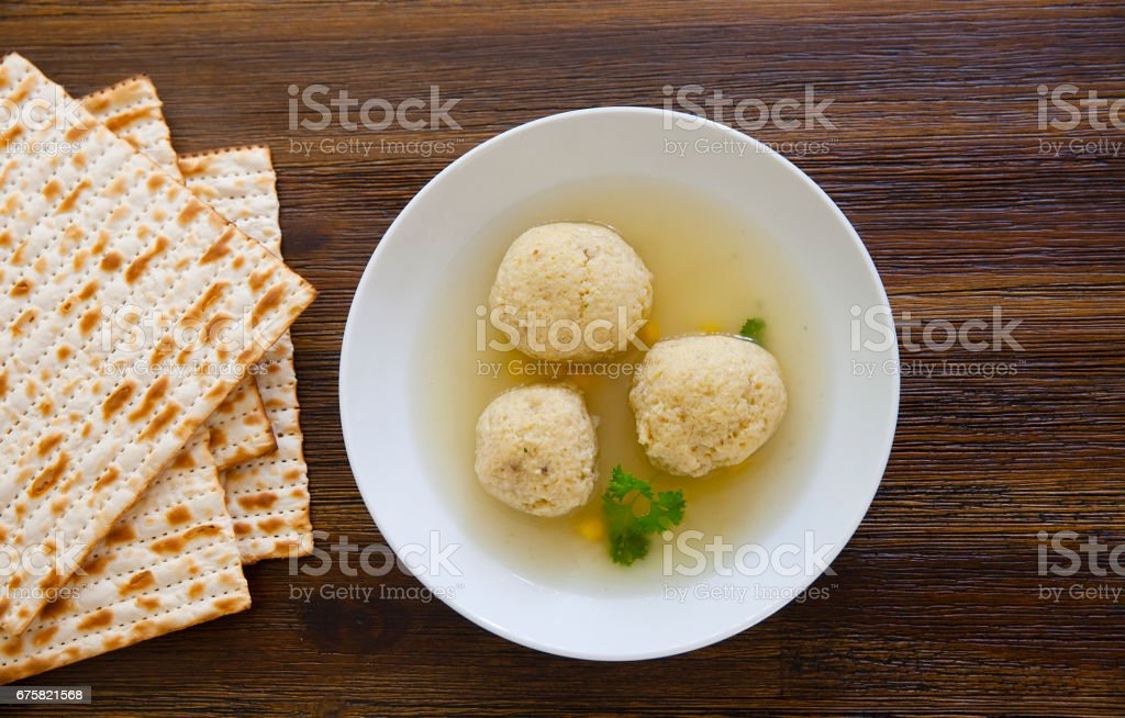Matzah ball Soup – Foto
