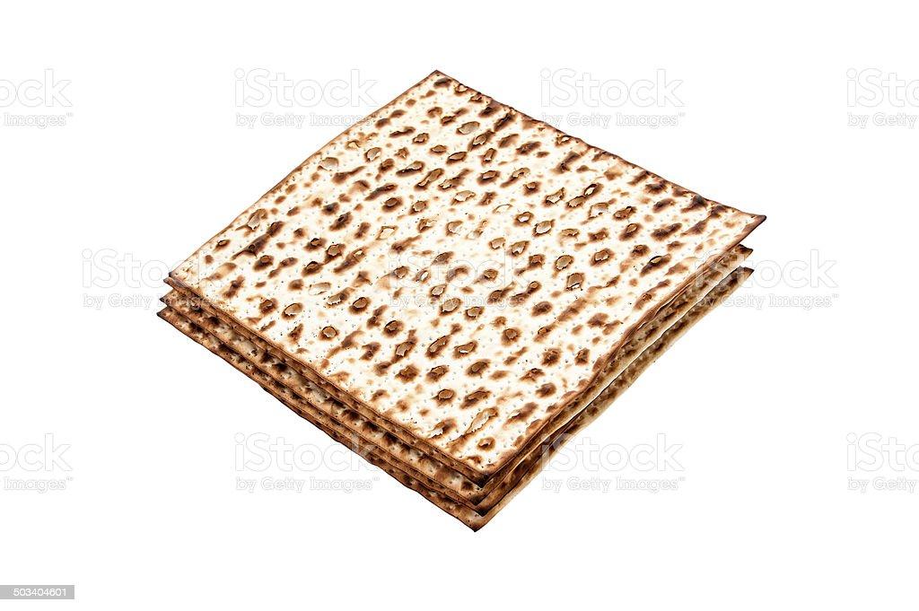 matzah royalty-free stock photo