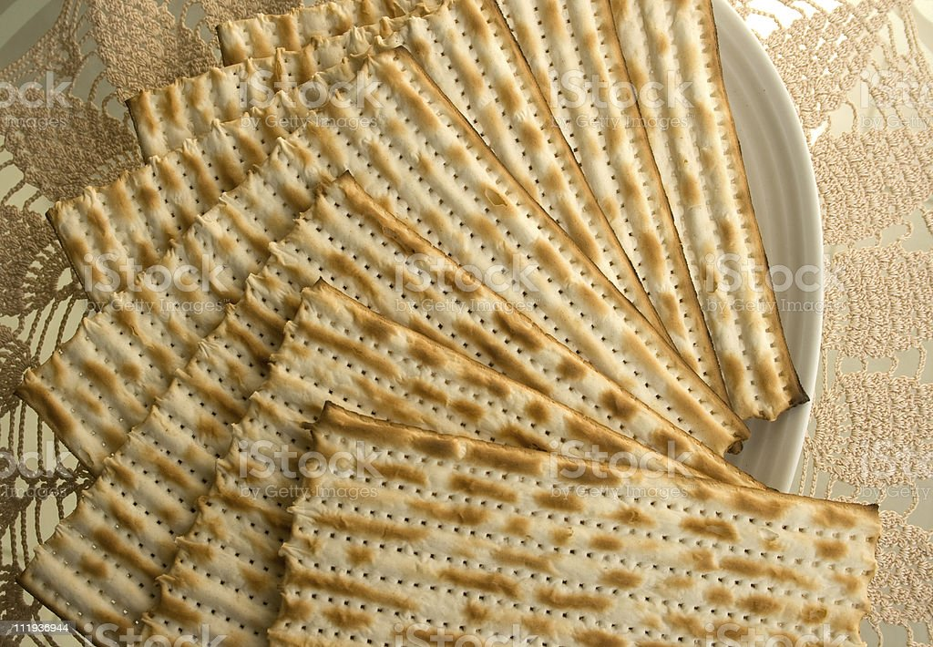 matzo royalty-free stock photo