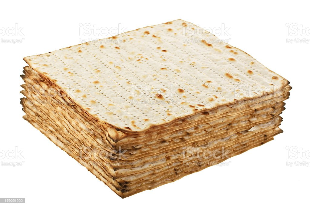 matzot royalty-free stock photo