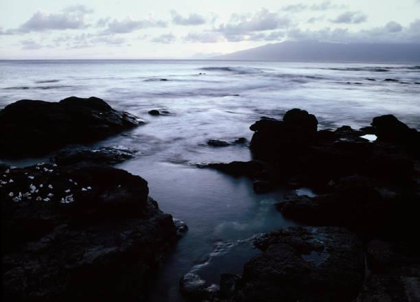 Mauai Ocean View 2 stock photo