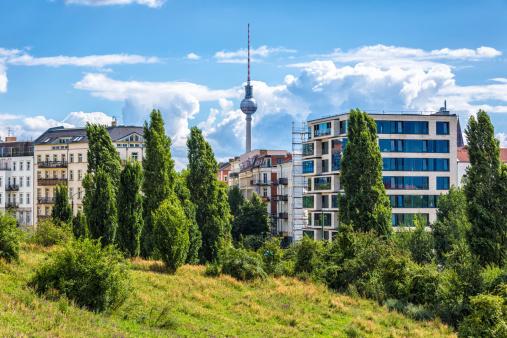 Mauerpark in Berlin